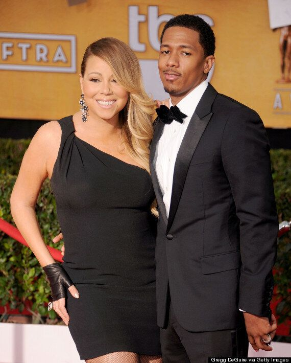 Mariah Carey Avoids Questions About Nick Cannon Split, Telling Journalist: 'It's Too Hot To Talk, Sweetie'