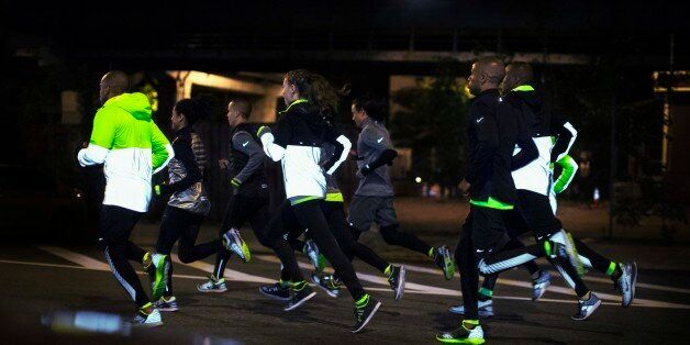Nike Flash Pack: Be Seen And Safe When You're Running At Night