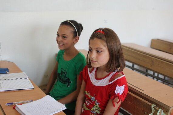 Unicef School Clubs Help Syrian Children Catch Up During Summer