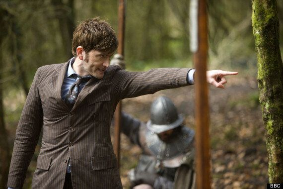 'Doctor Who: The Doctors Revisited' Exclusive Clip: What Made David Tennant Such A Great