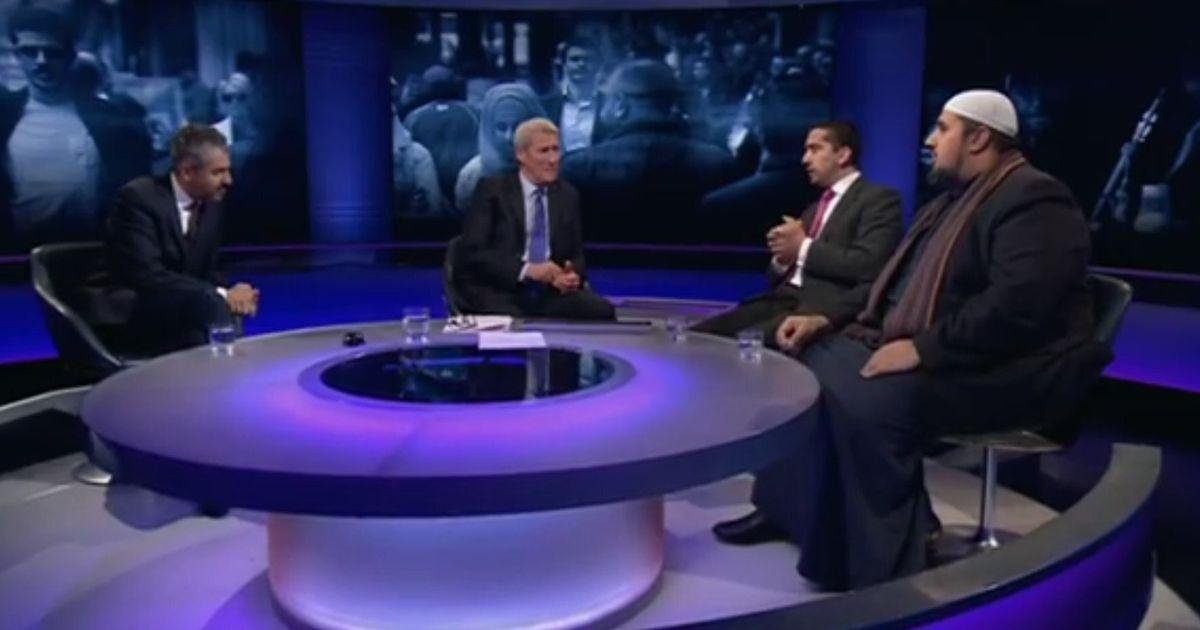 Newsnight: Maajid Nawaz, Mo Ansar And Mehdi Hasan Debate