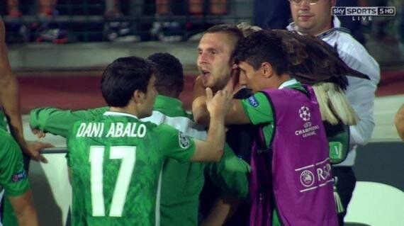 Ludogorets Defender Replaces Goalkeeper In Penalty Shootout Win