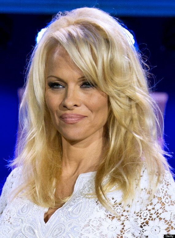 Pamela Anderson Reveals Why She Chopped Off Her Famous Blonde Hair For A Pixie