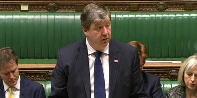 Secretary of State for Scotland Alistair Carmichael makes a statement about the police helicopter crash...