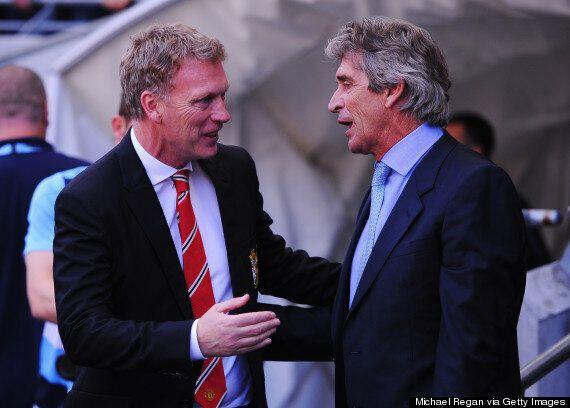 Manchester United V Manchester City: Manuel Pellegrini Says Blues Aren't Derby Favourites