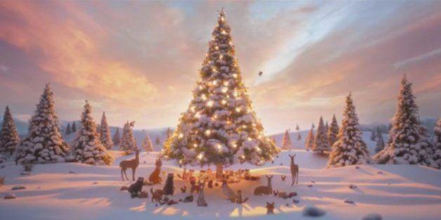 John Lewis Christmas Ad.The John Lewis Christmas Advert A Plot Point Breakdown