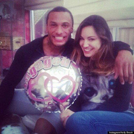 Kelly Brook Engaged To On-Off Boyfriend 'Gladiators' Hunk David McIntosh, Confirms On Her Instagram