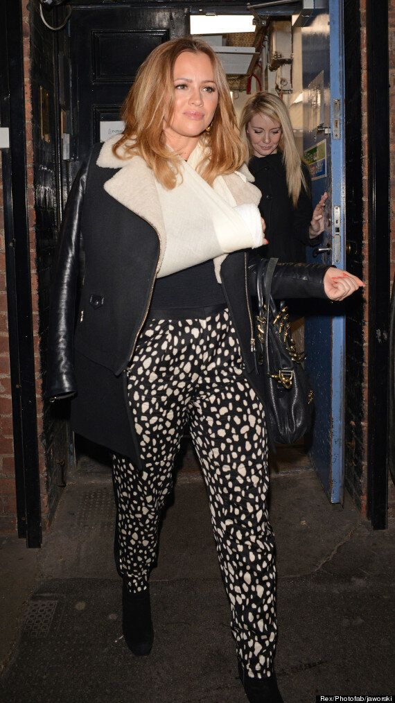 Kimberley Walsh Pregnant: Former Girls Aloud Star Reveals Cheryl Cole 'Burst Into Tears' When She Heard...