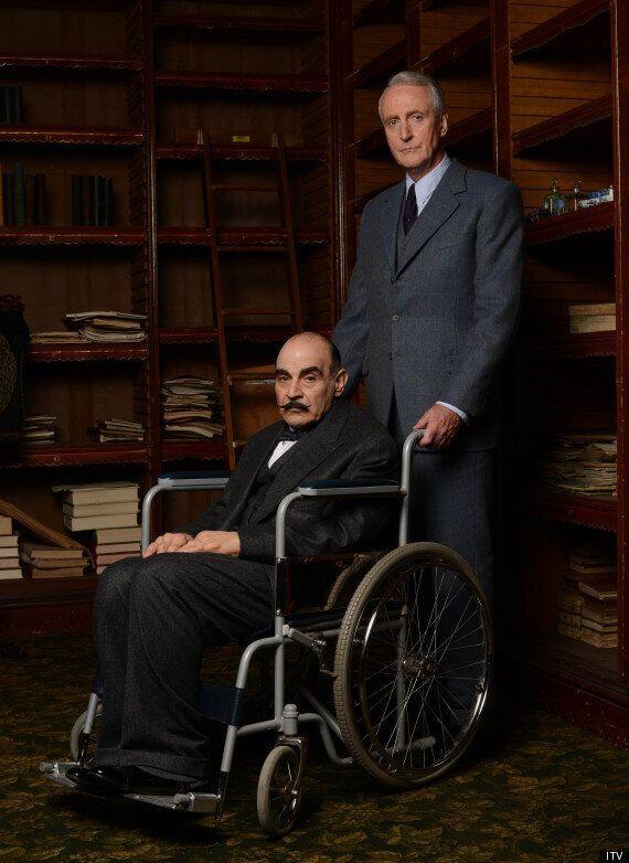 'Curtain: Poirot's Last Case' Sees David Suchet Farewell Agatha Christie's Belgian Detective After 25...