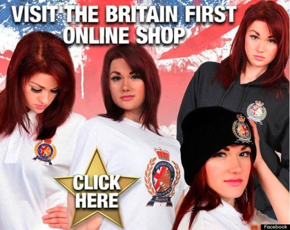 Britain First In Trouble With The Government... Because Of Their