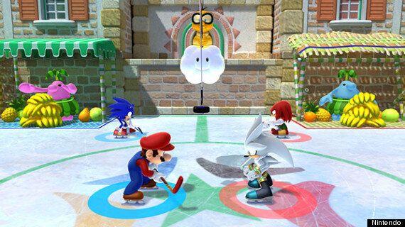 Mario & Sonic: Sochi 2014 Olympic Winter Games