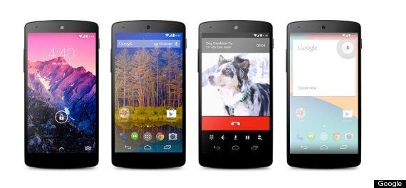 Google Nexus 5 Review: When Is A Flagship Not Really A