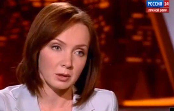 'Jews Brought Holocaust On Themselves,' Says Russian TV Anchor Evelina Zakamskaya