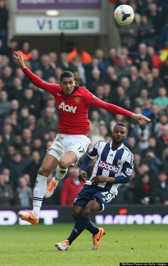 Manchester United Defender Chris Smalling Disciplined By David