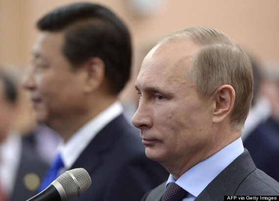 After G8 Snub, Here's Five Scenarios For Russia's Relations With China, Moldova And
