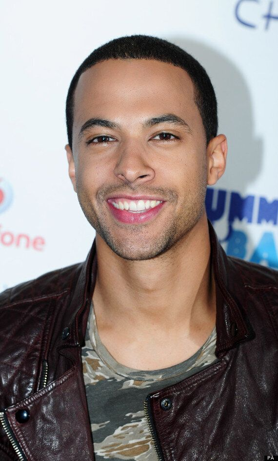 Marvin Humes Asked 'X Factor' Boss Simon Cowell's Permission Before Taking 'The Voice'