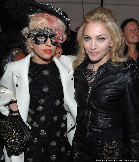 Madonna Slams Lady Gaga And Ex-Husband Guy Ritchie On Songs Recorded For New
