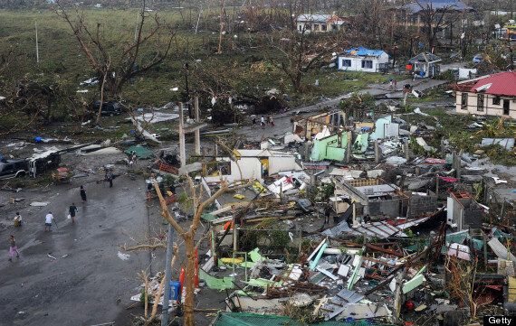 Philippines Super Typhoon Haiyan: 'Bodies' Lying In Streets After Worst Storm Hits