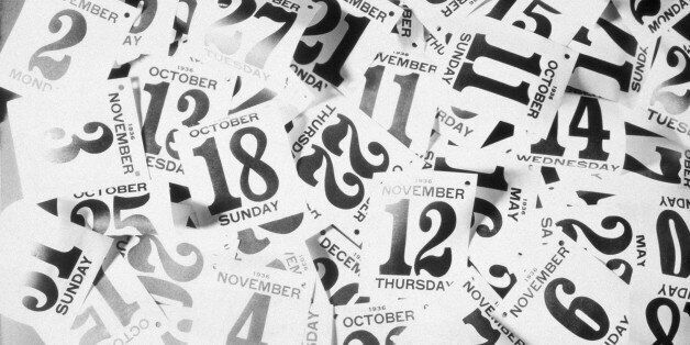 Something Odd About Today's Date: Celebrate #OddDay, The Last Of 21st