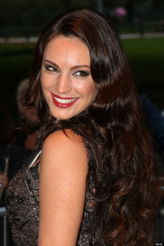 Kelly Brook Spotted Getting Cosy With 'Mr. Selfridge' Star Jeremy