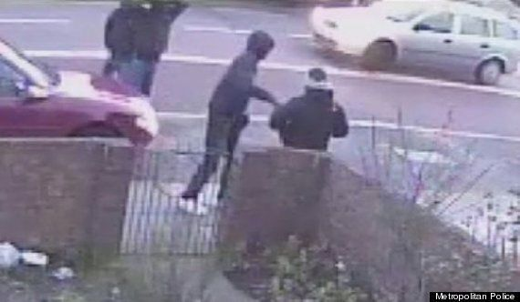 CCTV Captures Moment Man With Mental Age Of 9 Was Stabbed To Death By 'Cowards'