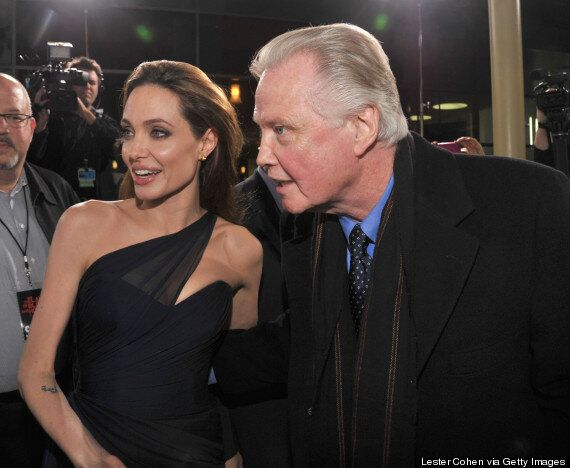 Brad Pitt And Angelina Jolie's Marriage Gets Her Father, Jon Voight's Blessing (Even Though He Didn't...