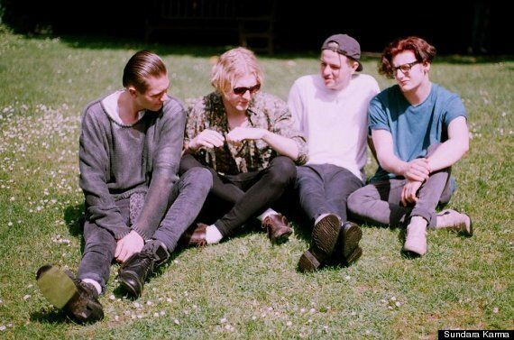 Young Musicians Of The Moment: Sundara Karma. They're 18 And Yep, They've Already Played Reading