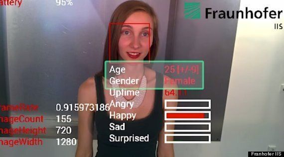 'Shore' Facial Analysis App Lets Google Glass Analyse Your