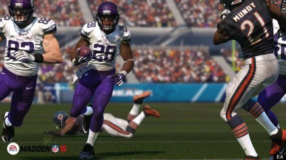 Madden NFL 15 UK Review: Let's Play Buffalo