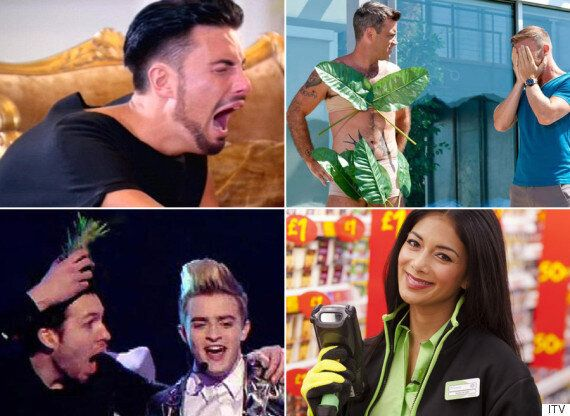 X Factor's 20 Funniest Moments: From Rylan Clark's Crying To Ablisa's Infamous Audition