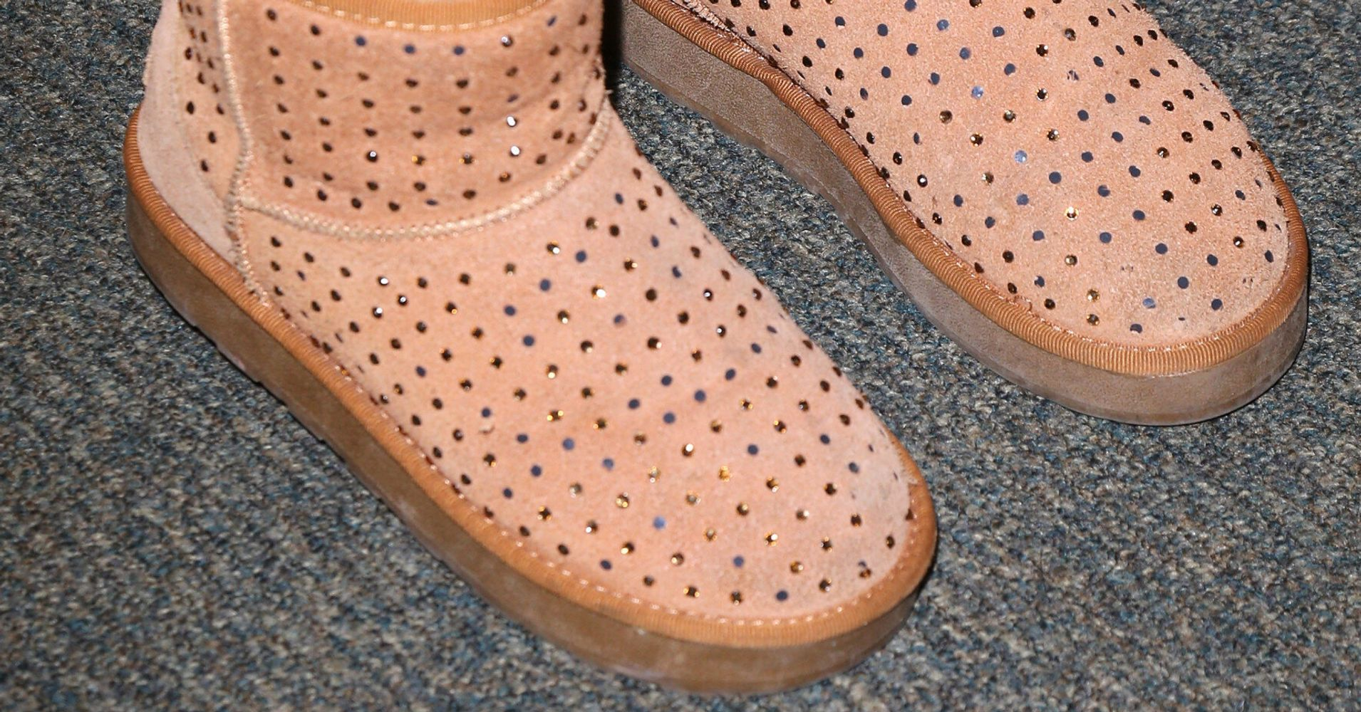 8baa73eac Those Boots Were Never Made For Walking   HuffPost Life