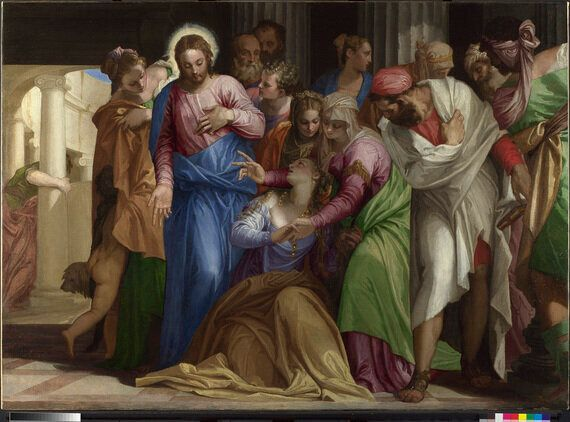 Veronese Exhibition at National Gallery a Glorious