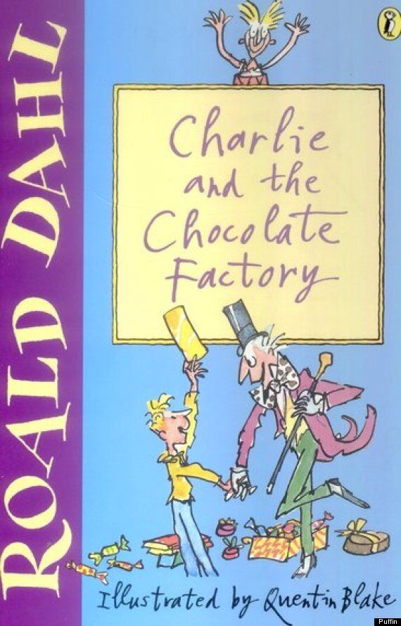 Roald Dahl's Missing Charlie And The Chocolate Factory Chapter Is