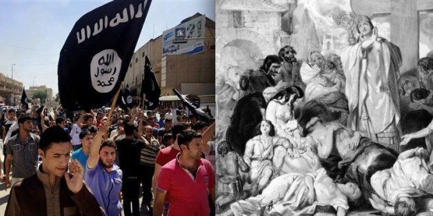 Islamic State 'Want To Use Bubonic Plague As A Weapon Of