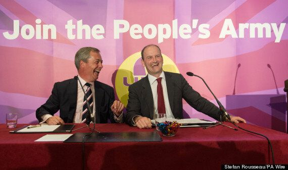 Ukip Set For Commanding Victory In Clacton With Douglas Carswell, Poll