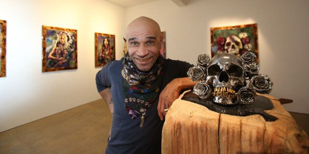 Goldie Interview: New Solo Art Show 'Lostribes', Reinvention And Those Famous Gold