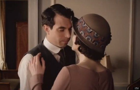 'Downton Abbey' Series 5 - First Full-Length Trailer Reveals Fire At Downton, Plus Some New