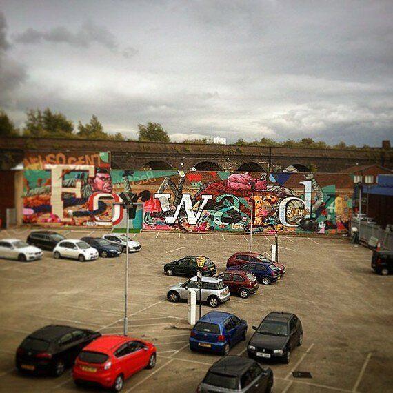 Graffiti Dead? Not a Chance! Long Live