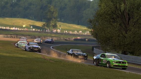 Talking Project CARS With Andy Tudor at Brands