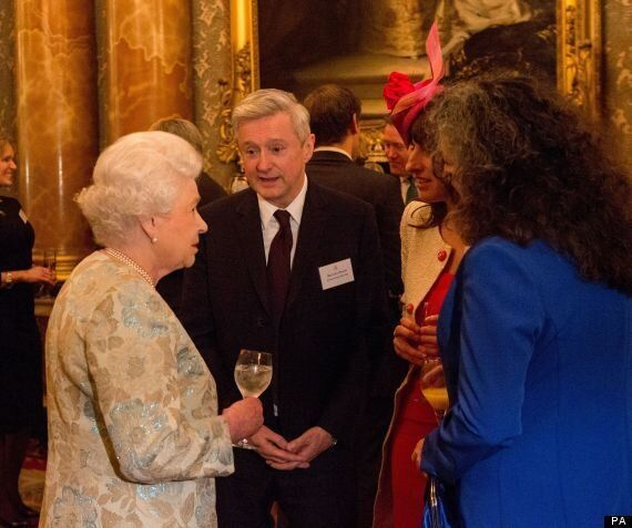 Niall Horan Meets The Queen - But Where Are The Rest Of One Direction?
