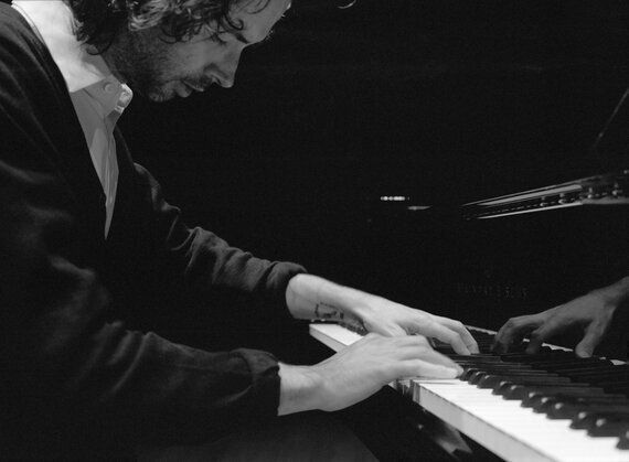 James Rhodes' One Man Classical Music Revolution Gathers