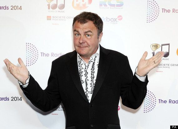 Paul Ross Is Given Time Off Work By BBC To 'Sort Out Issues' After Gay Affair And Drugs