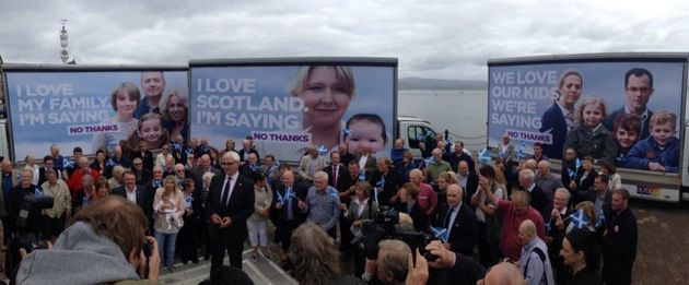 Scottish Independence: Vote 'No' If You Love Your Kids, Suggest Better Together