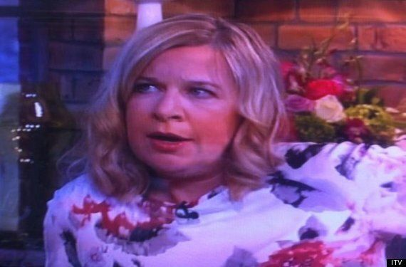 Katie Hopkins Visits 'This Morning' To Reveal Weight Gain As Result Of Eating 6,500 Calories A Day