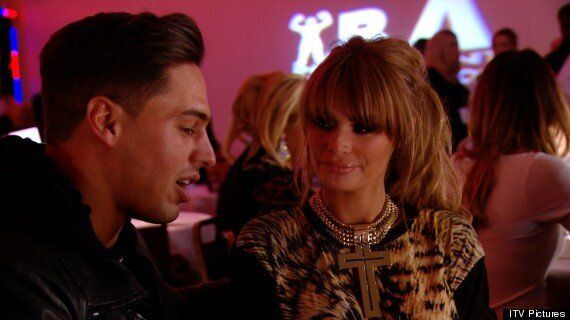 'TOWIE': Lauren Pope And Charlie React To Chloe And Mario Falcone's Secret Fling