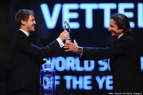Sebastian Vettel And Missy Franklin Win Top Laureus Awards