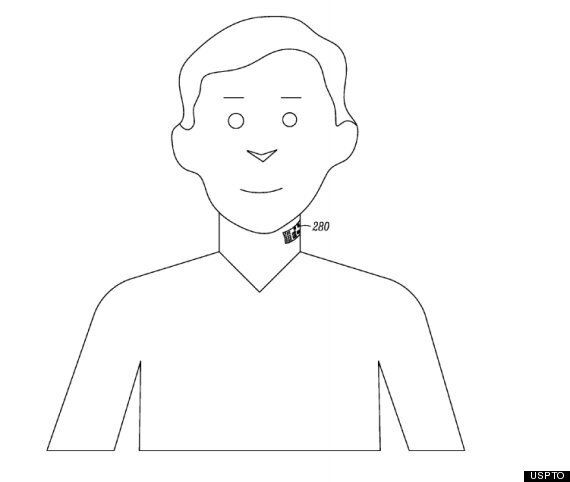 Google Neck Tattoo Can Be Used As Lie Detector, Ruining Dates And Impromptu Sick