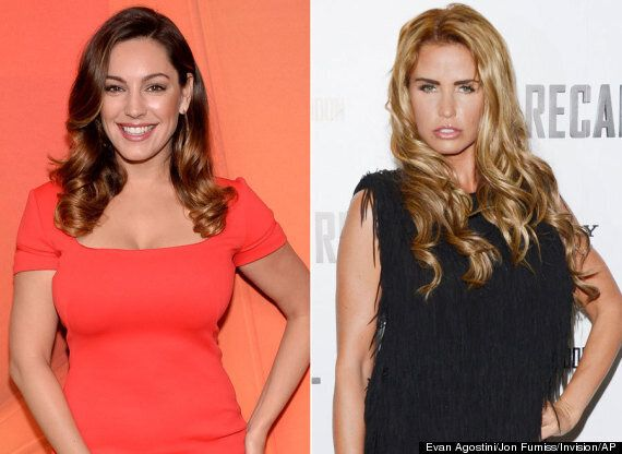 Kelly Brook Reveals Awkward Encounter With Katie Price At Sex Toy Catalogue