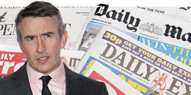 Coogan Compares Mail Online's Popularity To Paedophilia, Accuses