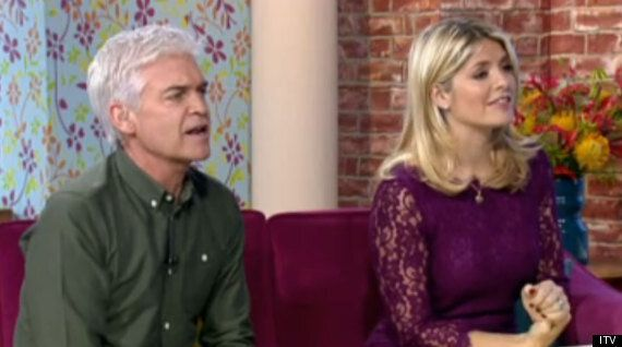 Phillip Schofield Defends Peaches Geldof As She Trades Blows With Katie Hopkins On 'This Morning'